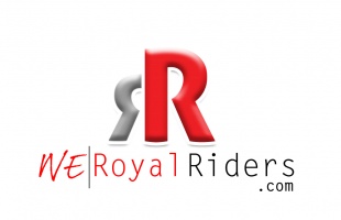 The now official weRoyalRiders Logo