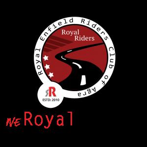 The symbol of brotherhood - Royal Riders