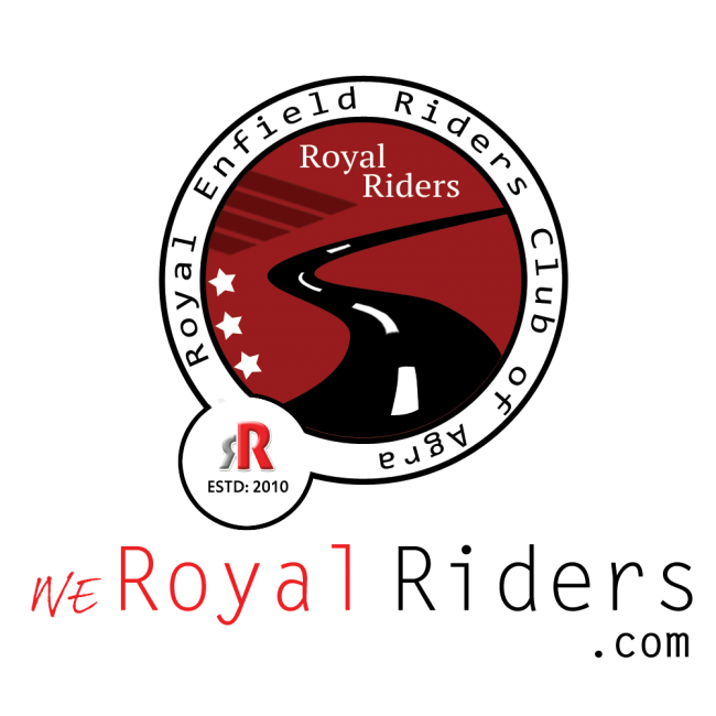 The symbol of brotherhood - Royal Riders