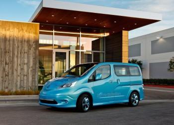 Nissan Evalia e-NV 200 Electric MPV