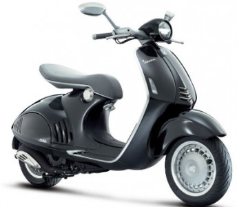Piaggio Premium two wheeler for India - Vespa 946