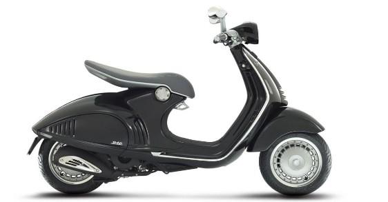 Piaggio 946 Premium Scooter for India.