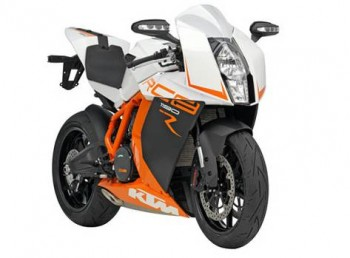 KTM RC8 - design cues for new KTM RC124, RC200 and RC390