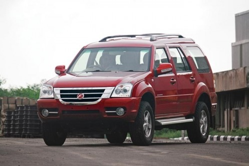 Force One EX SUV