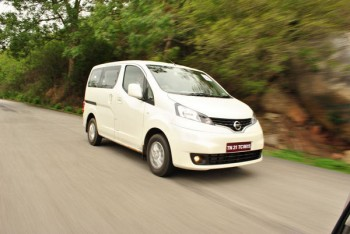 Nissan Evalia MPV Facelifted Coming 2013
