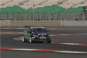 Volkswagen GT TDI at Buddha  International Circuit