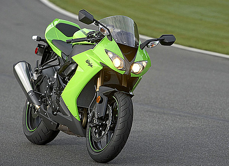 Kawasaki Ninja ZX-10R faster than others.