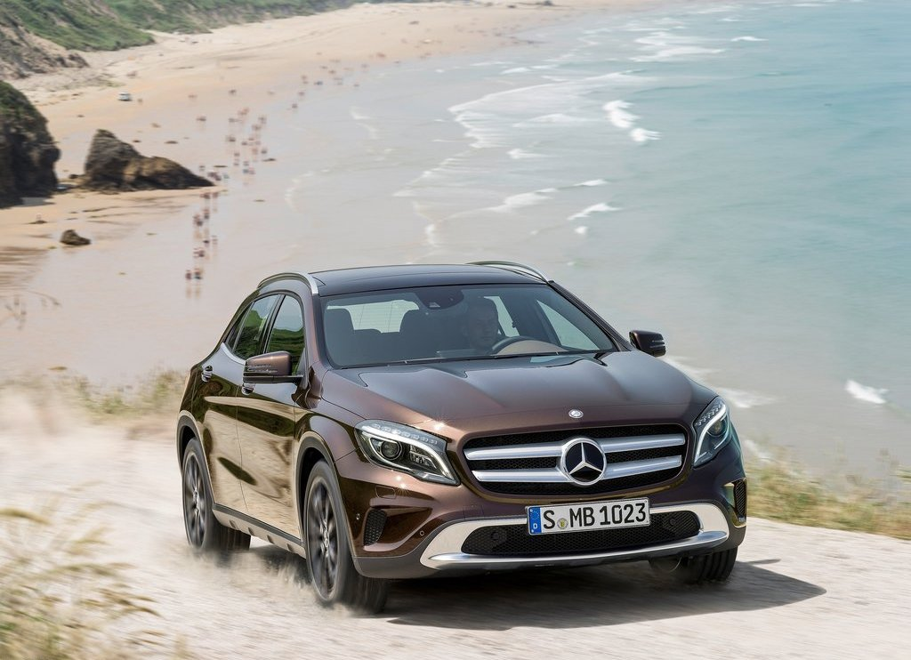 Mercedes benz gla crossover and cla sedan for india in 2014 for Mercedes benz cross over