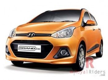 New Hyundai Grand i10 Car coming soon.