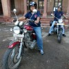 Mr. S.P Singh and Mr. Khandelwal ready to rule the roads.