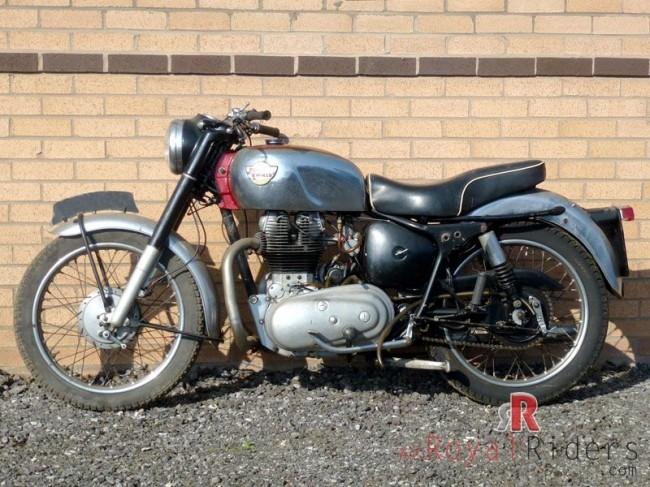 This is almost original 1960 constellation bike.