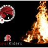 Its fire-some- weRoyal Riders