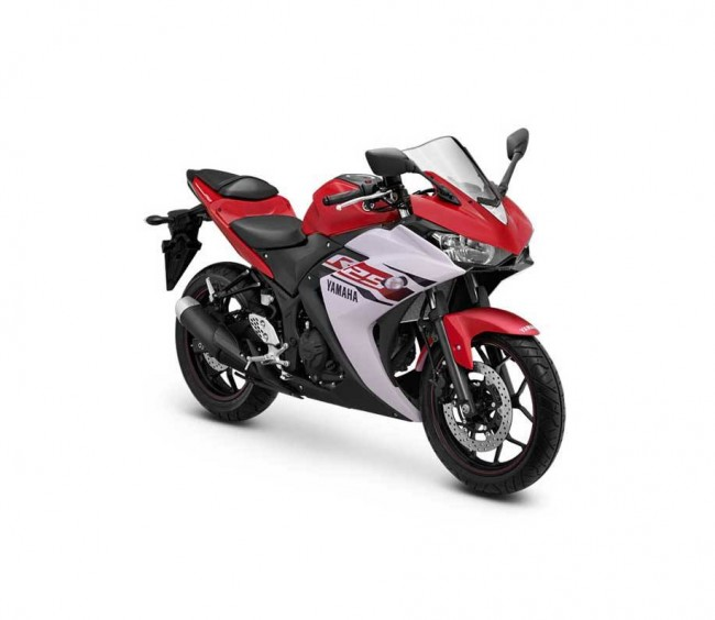 Yamaha yzf r25 new 250cc bike launched internationally for Yamaha yzf r25