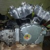 This is Norcroft's recent work on V-twin which is being prepared in India.