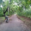 Bike of Amit J David at way to Keetham