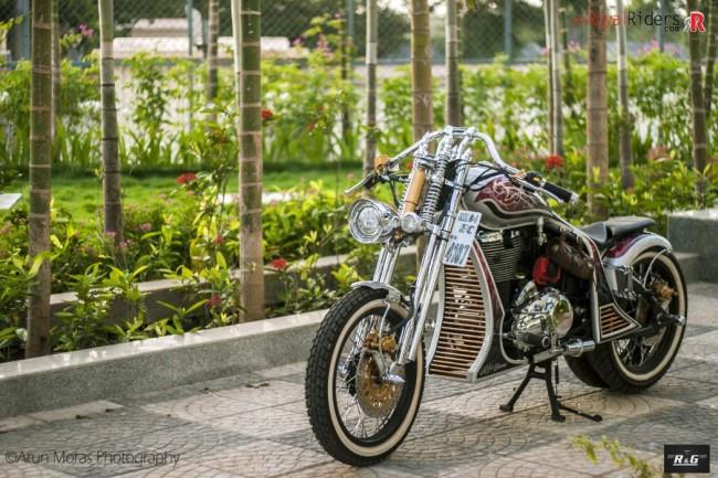 R&G Custom Bike's Flying Angel.