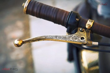 Beautifully custom crafted and levers.