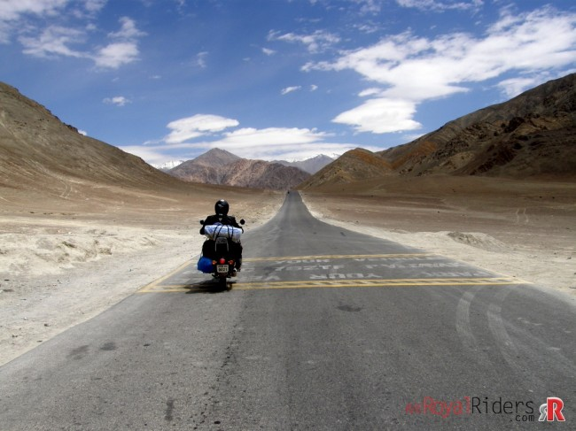 Enroute to Leh