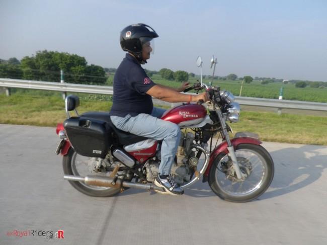 Rider Harish Khandelwal