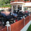 Royal Enfield at Resort Sariska inn of weRoyalRiders