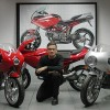 Pierre Terblanche Joins Royal Enfield. Picture courtesy: about.com