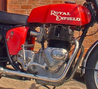 Fastest Royal Enfield Ever