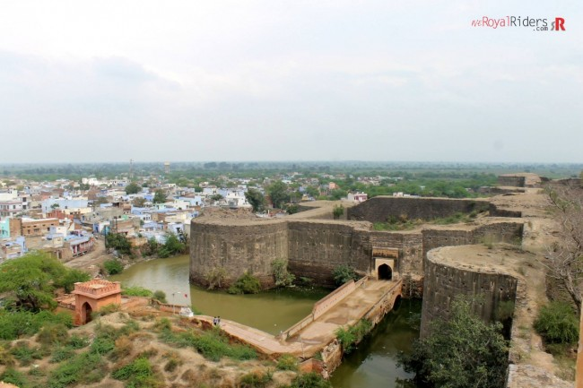 The Deeg Fort of Rajasthan