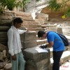 ASI guy asked us to give feedback on Nareshwar Temple Visit.