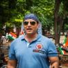 Saby at Shaheed Smarak Agra.