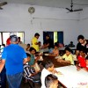 Distribution of Gift Packs to Students at Soordas Netraheen Vidhyala.