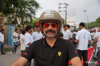 Sandeep Luthra participated in Road Safety Awareness Event.
