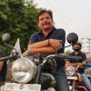 Vikram Shukla, a Rider at weRoyalRiders at the event.