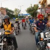 Riders during the Event on Road.