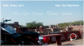 Muchhkund and Talab Shahi, Rajasthan