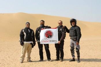 Near Longewala Sand Dunes