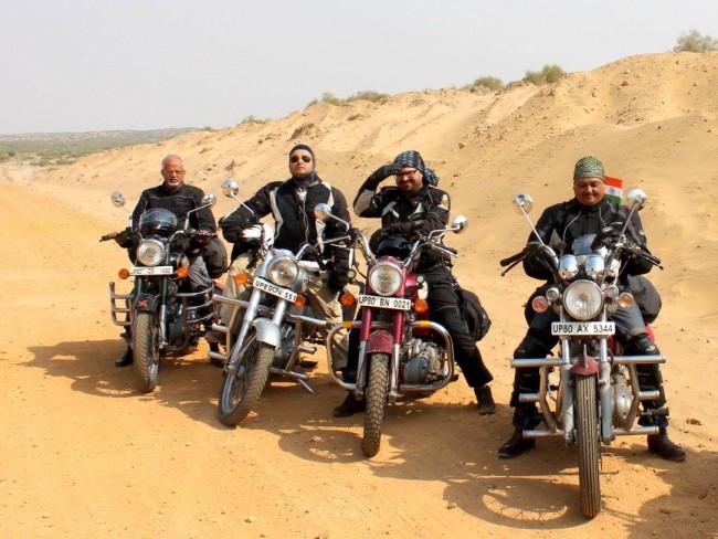 Tanot. Rajasthan