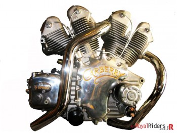 This is 14th version of Carberry V-Twin