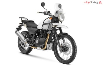 Himalayan with time less adventurer-tourer design