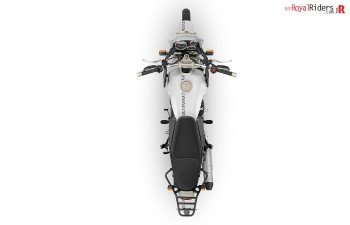 Top view of RE Himalayan