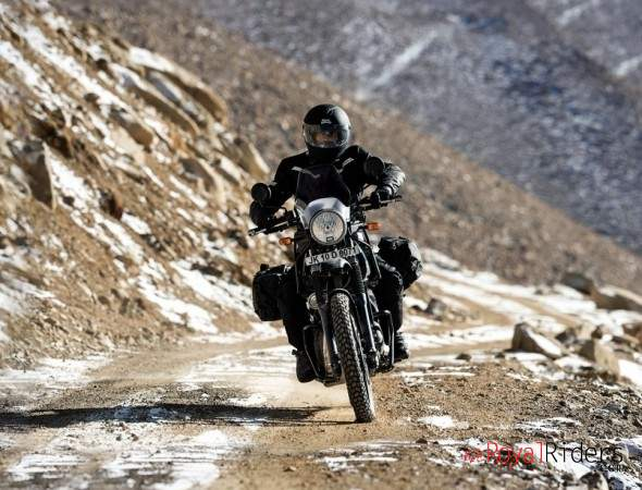 Royal Himalayan -Adventure and tourer
