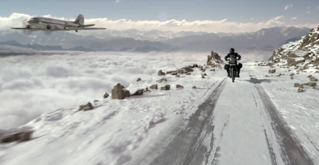 Image courtesy : RoyalEnfield.com