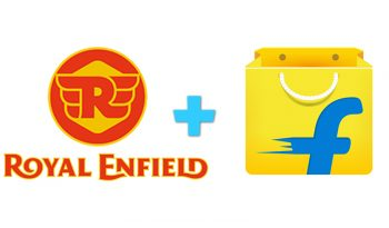 Flipkart and Royal Enfield Partnership