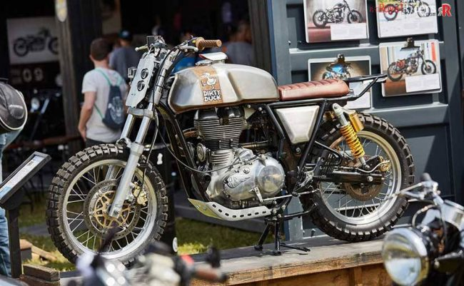 Dirty Duck off road bike - custom build